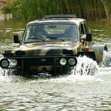 Автомобили Бронто