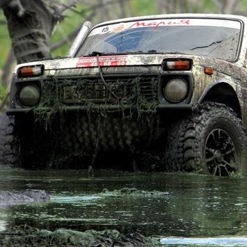 Тюнинг Lada 4x4