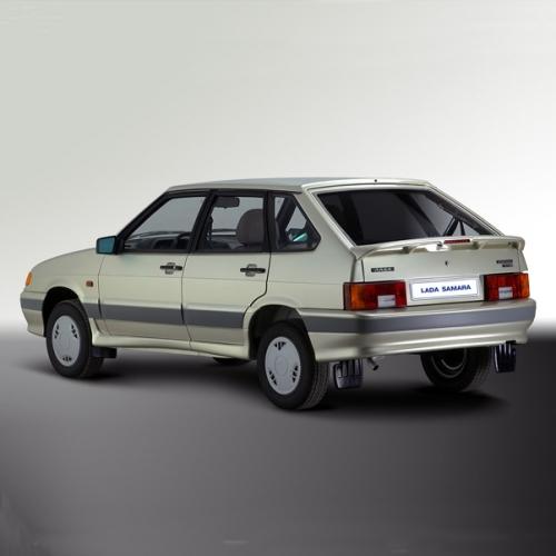 ВАЗ 2114 Лада Самара - Lada Samara хэтчбек