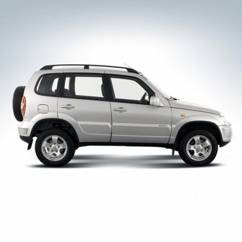 Шевроле Нива - Chevrolet NIVA
