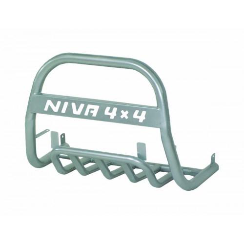Защита передняя Дуга Niva 4х4 с защитой картера