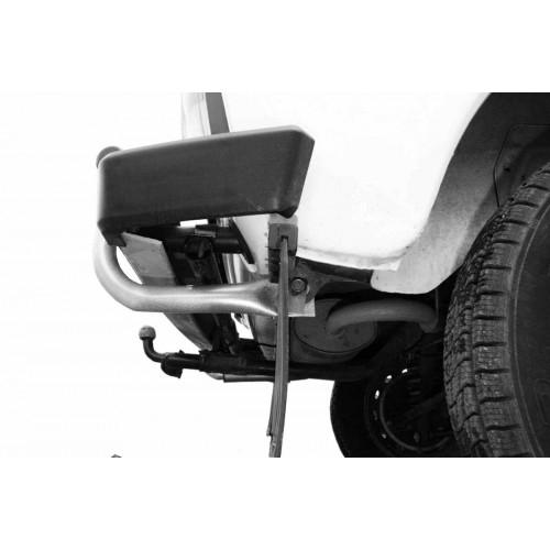 Кронштейн запасного колеса усиленный