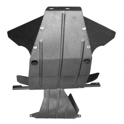 Защита картера двигателя и раздаточной коробки