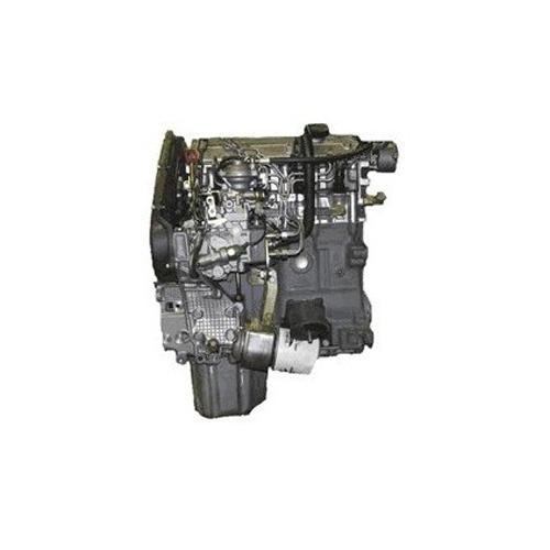 Дизельный двигатель с турбонаддувом FIAT-CMD