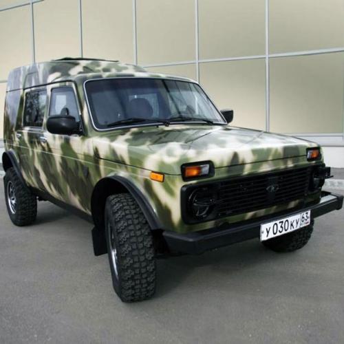 Бронто 213102 Форс Комдив - LADA 4x4