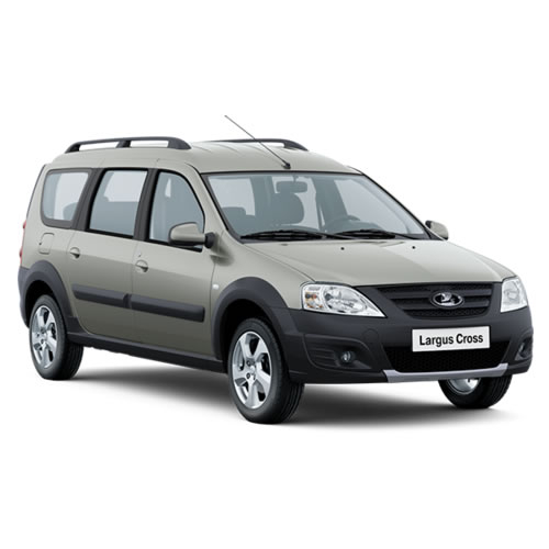 LADA RS045-52-X02 LARGUS CROSS Luxe 7 мест