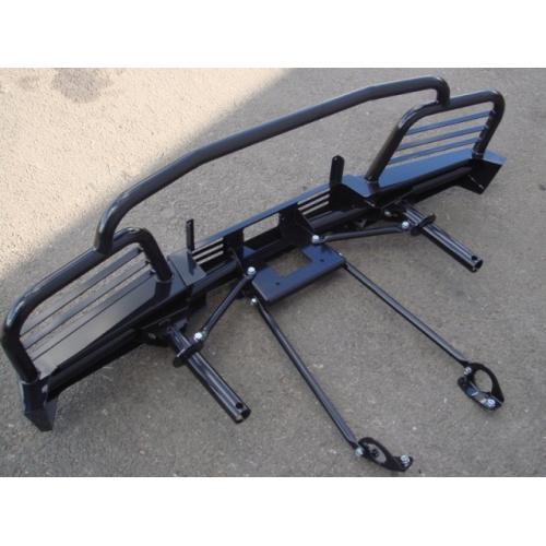 Силовой бампер передний с защитными дугами