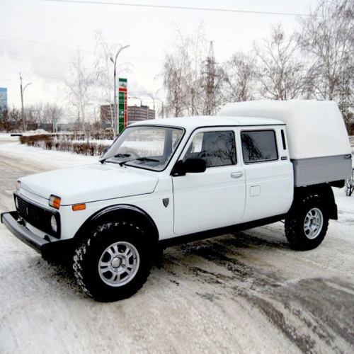 ВАЗ 21214 Рысь Пикап - LADA 4x4