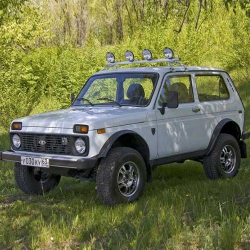 ВАЗ 21214 Рысь 1 - LADA 4x4