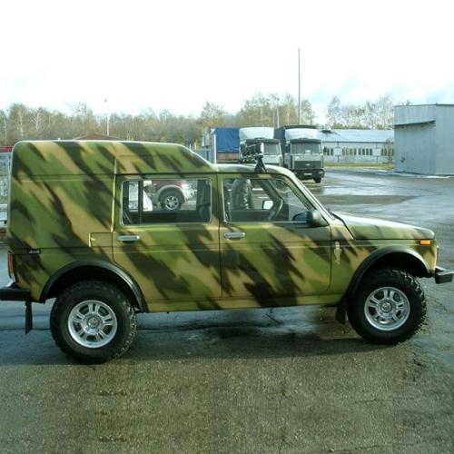ВАЗ 2131 Рысь 3 - LADA 4x4