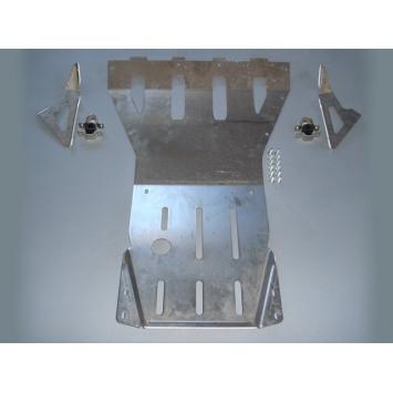 Защита двигателя и редуктора дюраль