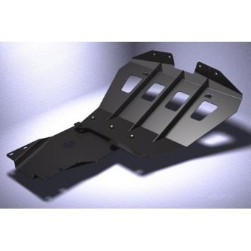Защита двигателя и редуктора сталь