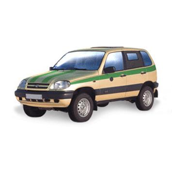 Chevrolet NIVA Форс CH