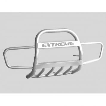 Защита передняя с доп. защитой двигателя С ушами