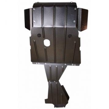 Защита двигателя, КПП и РК усиленная