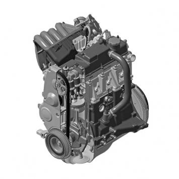 Двигатель ВАЗ 21116