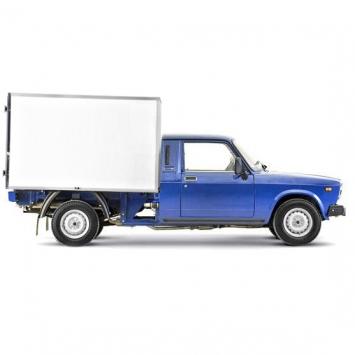 ВИС 2345 Пикап с фургоном