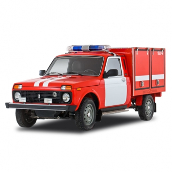 ВИС 2946 Пикап пожарно-спасательный