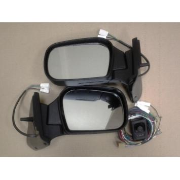 Зеркало с подогревом и электроприводом
