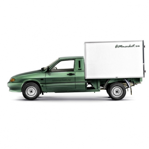 ВИС 2347 Пикап с фургоном