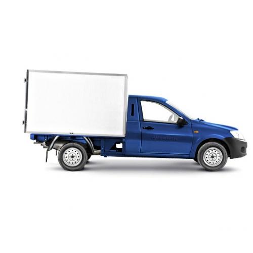 ВИС 2349 Пикап с фургоном