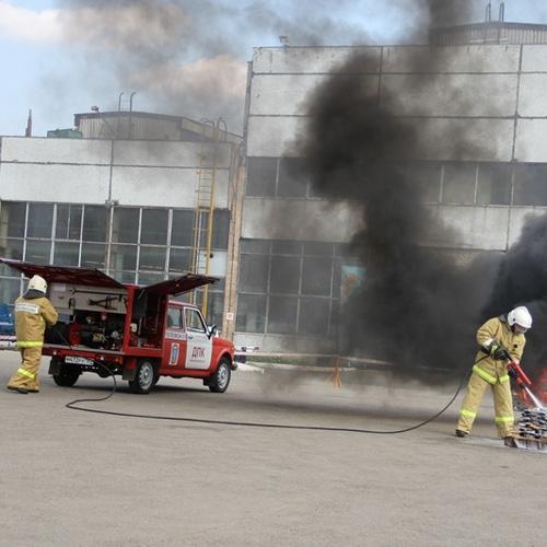 ВИС 29461 Пикап пожарно-спасательный